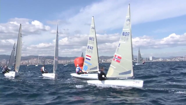 Finn European 2016 Championship - Day One
