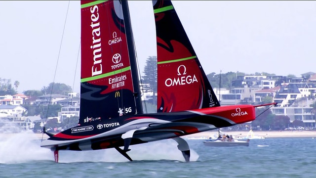 Prada America's Cup World Series & Christmas Cup - Day Two