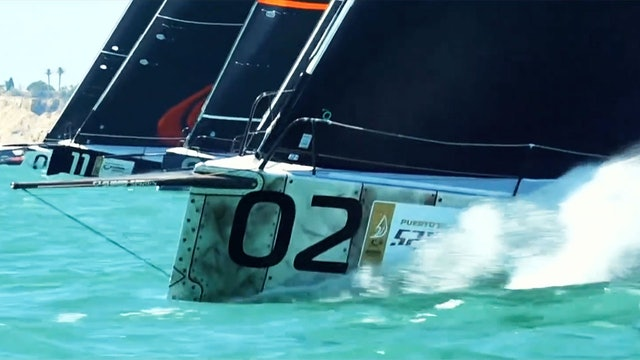 Puerto Sherry 52 SUPER SERIES Royal Cup 2019 - Day Three