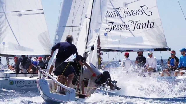 ALCATEL J/70 Cup 2017 Open Italian Nationals - Scarlino - Day Two
