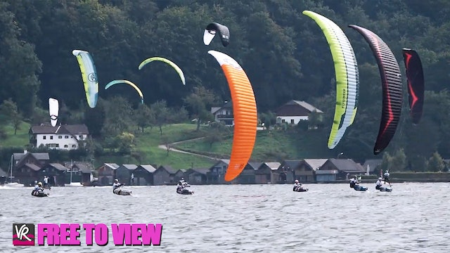 F2V - 2020 Formula Kite Mixed Team Relay Euro Champs - Day Four