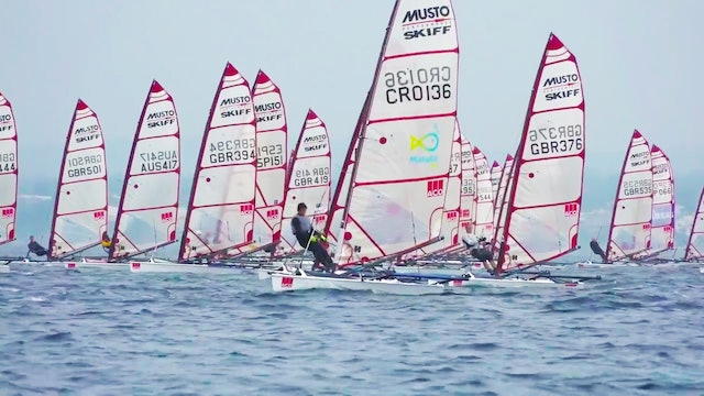 ACO Musto Skiff World Championships - Day 2