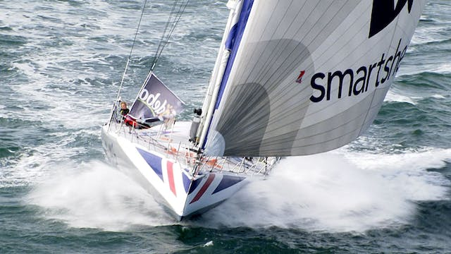 Vendée Globe 2020 - Day Ninety Six