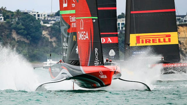 The 36th America's Cup - Day Six