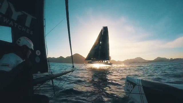Extreme Sailing Series - Act 8, Los Cabos - Day One
