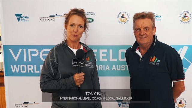 Festival of Sails - Interview with To...