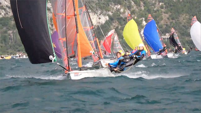 29er Europeans 2019 - Final Day