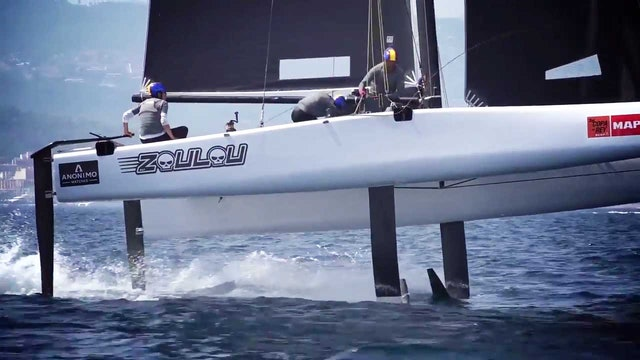 GC32 Racing Tour - Copa del Rey MAPFRE - Day Two