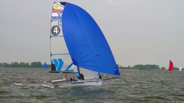 2015 Delta Lloyd Regatta - Round up Day 2