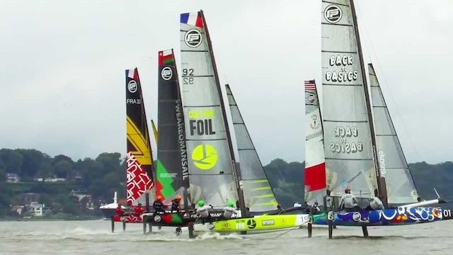 Flying Phantom Series - Hamburg - Saturday Wrap Up