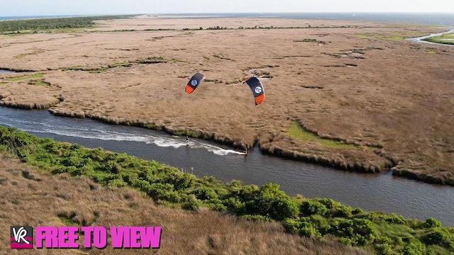 F2V - Cape Hatteras Kiting Confidential