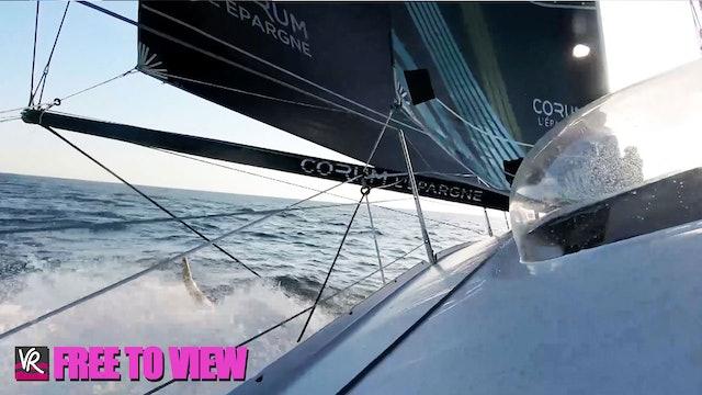 F2V - Vendée Globe 2020 - Day Nine