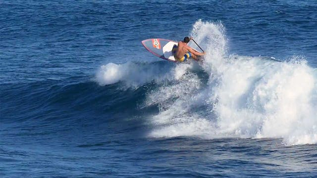 JP 2018 SUP Action