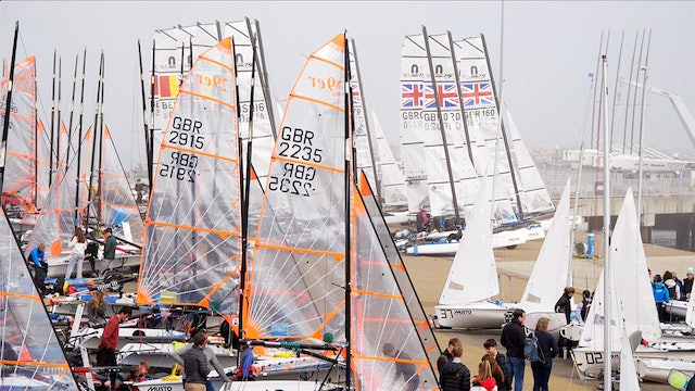 TME - RYA Youth Nationals 2019 - Day Three