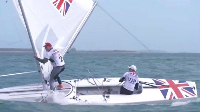 Star Sailors League Finals 2017 - Fin...