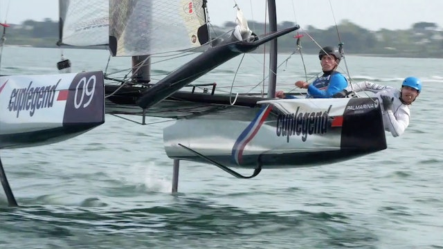 Flying Phantom Series - Baie de Quiberon - Day One