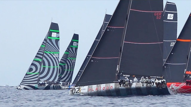 Menorca 52 SUPER SERIES Sailing Week 2019 - Day Four