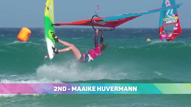 PWA Fuerteventura Grand Slam 2017 - Day Three