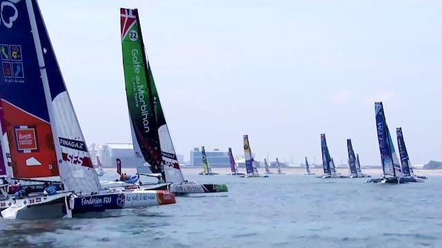 Tour de France a la Voile - Dunkirk -...