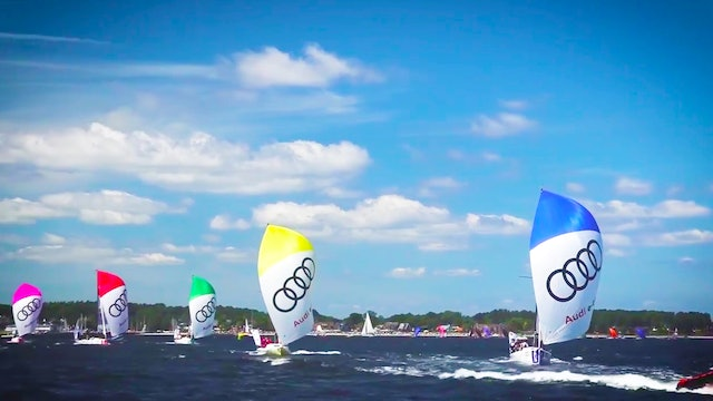 Kiel Week 2017 -  Sailing Highlights - Day 1