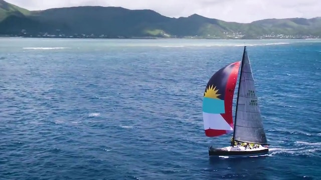 Antigua Sailing Week 2017 - Fever Tree - Race Day 2