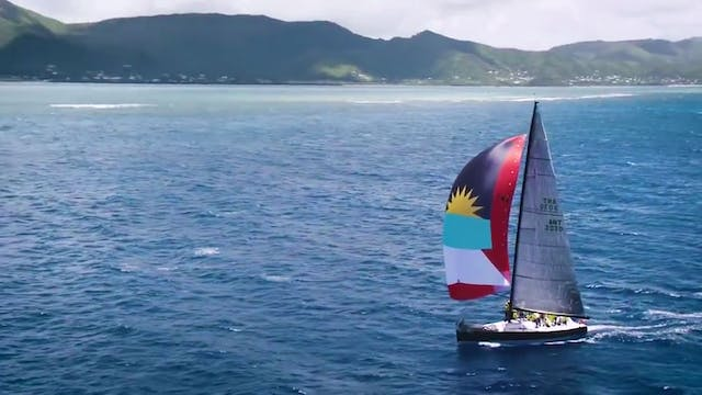 Antigua Sailing Week 2017 - Fever Tre...