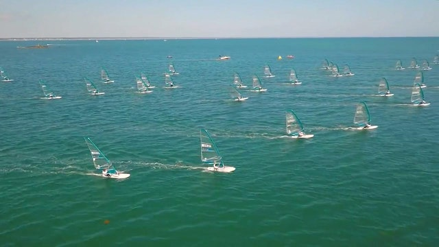RS:One European Windsurfing Champs 2015