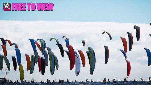 F2V - 2020 Gran Canaria KiteFoil Open European Championship