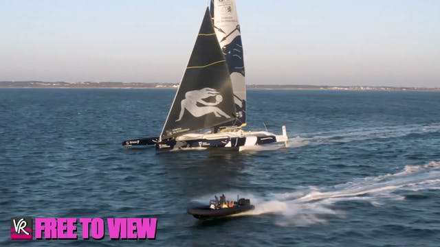 F2V - Gitana Team - Jules Verne Troph...