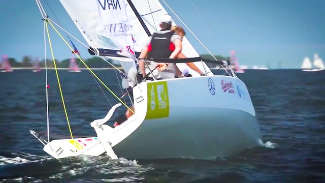 Kiel Week 2017 -  Sailing Highlights - Day 3