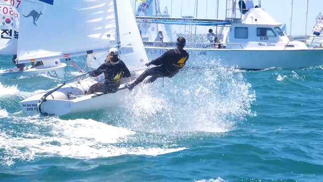 420 World Championships 2017 - Freemantle - Day Four