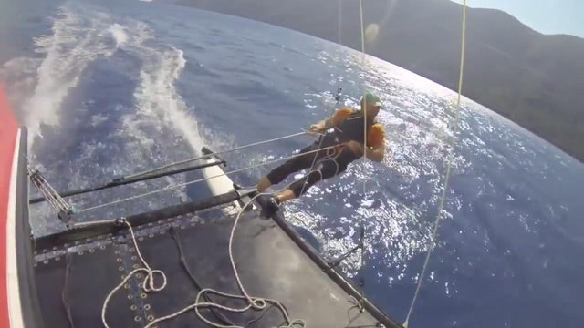 Hobie 16 Speed Record Attempt!