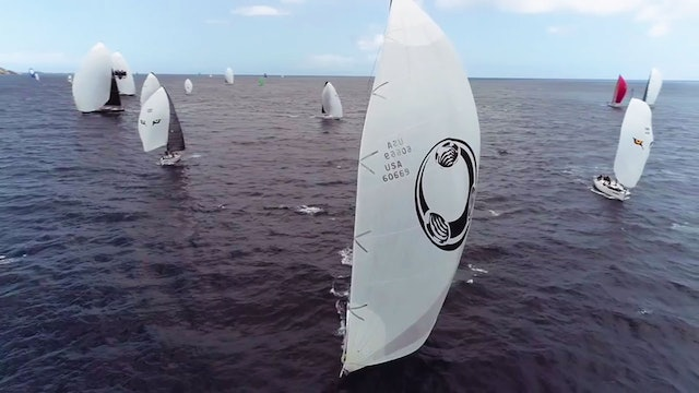 Les Voiles de St Barth 2017 - Day Two - Time For The Weigh In