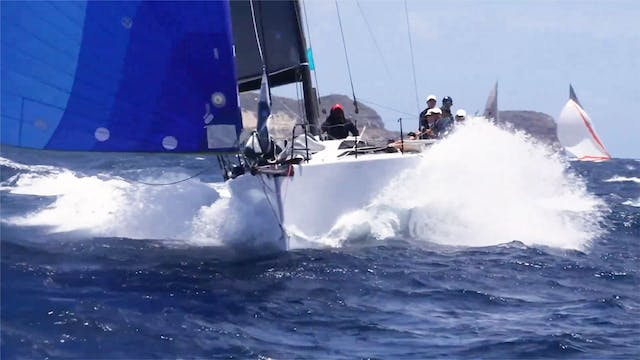 Antigua Race Week 2019 - English Harb...
