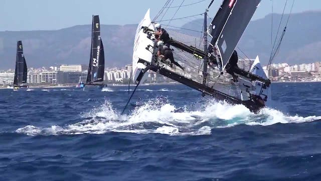 GC32 Racing Tour - Copa del Rey MAPFR...
