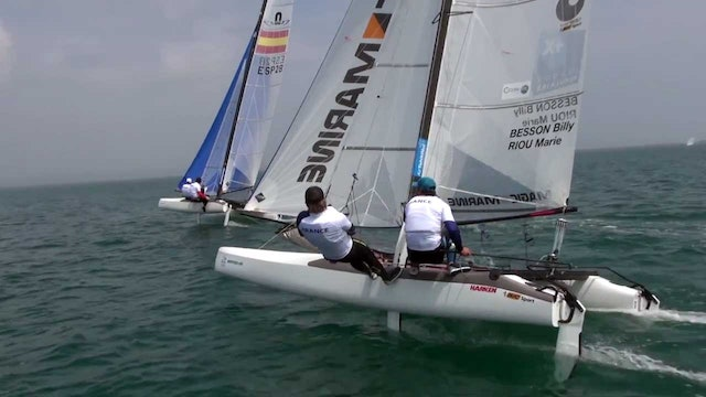 VRsport at World Sailing Weymouth Cup 2016