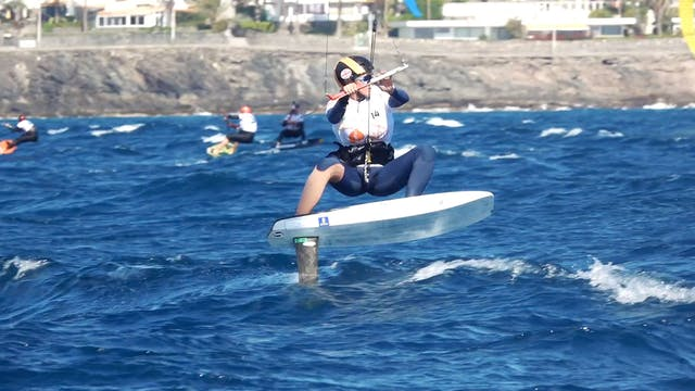 2020 KiteFoil Gran Canaria European C...