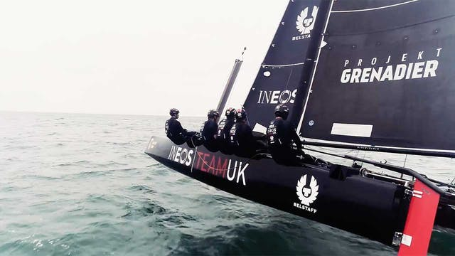 INEOS Team UK - Joins GC32 Racing Tou...