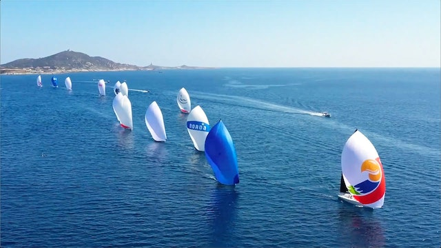 2019 Melges 32 World League - Villasimius - Highlights
