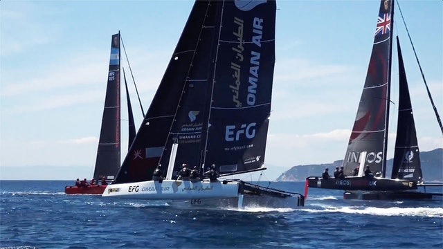 GC32 Villasimius Cup 2019 - Day Two