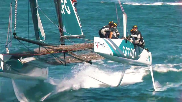 Extreme Sailing Series - Act 3, Madei...