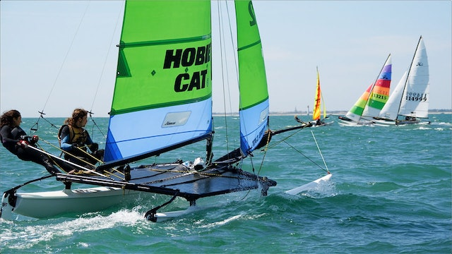 Hobie MultiWorlds, Euros & Int Cup 2019 - 21 July