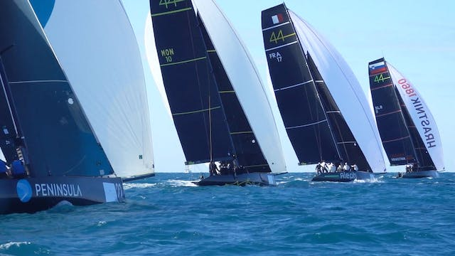 44Cup World Championship 2021 - Day 3