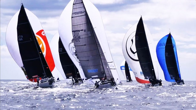 2019 Melges 32 World League - Puntaldia - Highlights