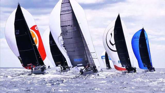 2019 Melges 32 World League - Puntald...