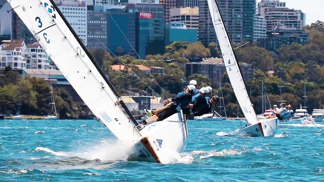 Hardy Cup Sydney International Match Racing - Day Two