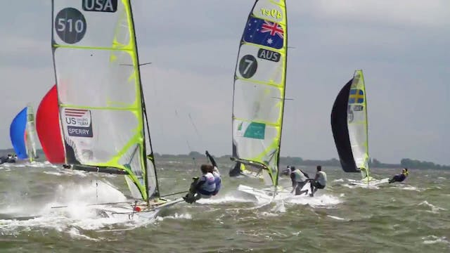 2015 Delta Lloyd Regatta - Round up D...