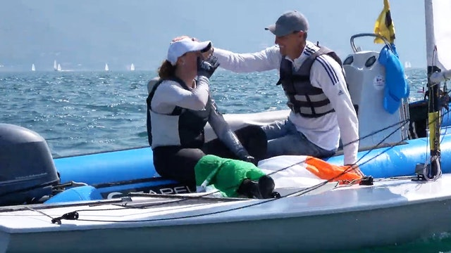 2021 ILCA 6 Laser Radial Youth Worlds - Final Series Finale