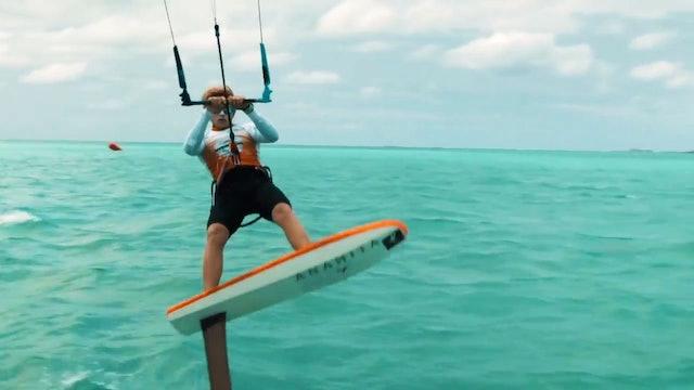 Hydrofoil Pro Tour 2017 - Mauritius - Day 2
