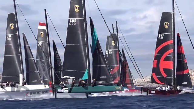 GC32 Marseille One Design Final Day